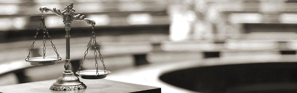 Law & Justice Header